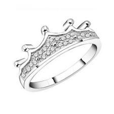 0.27 Ct White Round Diamond Wedding Anniversary Gift Band 925 Sterling Silver