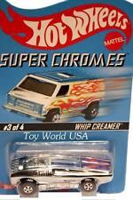 2003 Hot Wheels Super Chromes #3 Whip Creamer