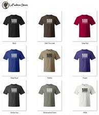 US Airways Logo Retro Airline Company Vintage T-shirts S-5XL