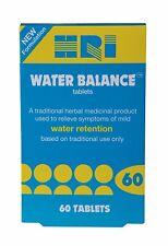 HRI balance hídrico comprimidos vegetarianas (alivia la retención de agua leve)