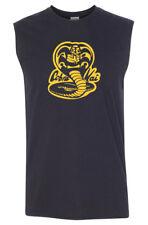Cobra Kai SLEEVELESS t-shirt - 80's Karate Kid