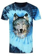 Unorthodox Alpha Hombre Ocean Blue Tie-Dye T-Shirt