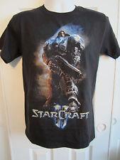 "HOT TOPIC: StarCraft II "" JIM RAYNOR"" T-Shirt   NWOT"