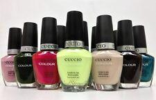ON SALE CUCCIO Nail Polish-Lacquer .43oz/13ml -Series 1 - Choose Any Shade