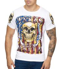 Tete de mort dans t-shirts pour homme   eBay a250ac723008