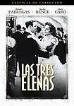 Las Tres Elenas (DVD, 2005, In Spanish With No Subtitles)