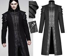 Manteau armure long gothique punk guerrier warrior steampunk hiver PunkRave Homm