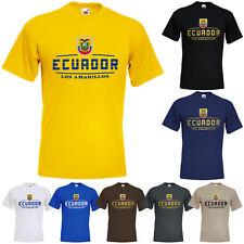 Ecuador  Fanshirt Trikot WM2018 S M L XL XXL