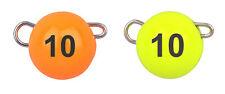 Spro Freestyle Tungsten Bottom Jig Orange Chartreuse 3g 5g 7g 10g Inhalt 2 St.