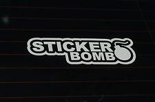 STICKER BOMB Decal Vinyl JDM Euro Drift Lowered illest Fatlace