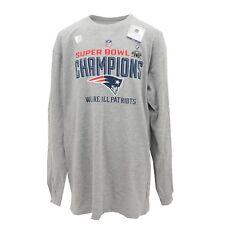 2014 Super Bowl XLIX 49 New England Patriots NFL Youth Size Long Sleeve  Shirt 665aa4032