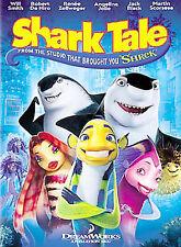 Shark Tale (DVD, 2005, Full Frame) **DISC ONLY**