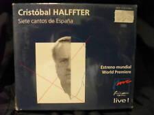 Crisobal Halffter-Siete cantos de Espana-Oran-RSOBerlin