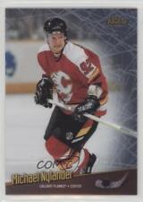 1998-99 Topps Finest No-Protector 63 Michael Nylander Calgary Flames Hockey Card