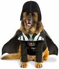 Disney Star Wars Darth Vader Dog Costume Cape Helmet Pet Dress Up XXL-XXXL