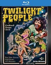 TWILIGHT PEOPLE, THE [BLU-RAY+ DVD] NEW BLU-RAY DISC