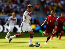 Mats Hummels Dribbling Germany FIFA World Cup Brazil Giant Wall Print POSTER