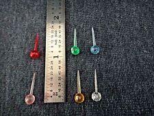 Ceramic Christmas Tree 100 pcs Mini Globe Pin Lights