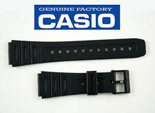 CASIO WATCH BAND STRAP BLACK CA-53W W-720 W-520U CA-61W DB-57
