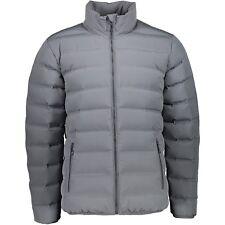 CMP chaqueta Plumón Chaqueta funcional Chaqueta Guateada Gris Teflón IMPERMEABLE
