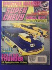 SUPER CHEVY - ROLLING THUNDER - July 1991 v20 #7