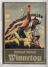 Winnetou Hardcover Comic Nr. 2 + 3 von Helmut Nickel zur Auswahl in Topzustand !