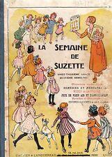 Semaine de Suzette. Album éditeur 1927 2e semestre