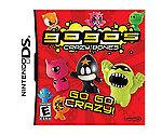 Gogo's Crazy Bones (Nintendo DS, 2012) NEW