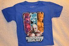 Boys T-shirt NWT Marvel Guardian of the Galaxy 4, 5-6, 7 Free Shipping clothing