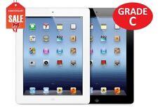 Apple iPad 3rd gen WiFi |16GB 32GB 64GB I Black or White | Grade C