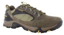 HI TECH AIGLE Imperméable large pour hommes Chaussures de marche en marron UK7