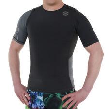 Reebok UFC Training Sweatshirt Compression Tee Workout Gym Tight Shirt