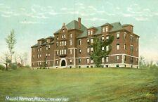 Mount Herman,MA. x Crossley Hall 1907