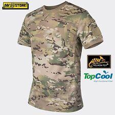 Maglia HELIKON-TEX T-Shirt Tactical Tattica Caccia Softair Militare Outdoor Camo