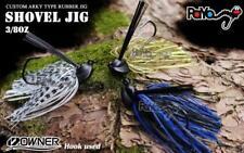 Leurre weedless rubber jig Shovel Jig PAYO 3/8oz OWNER pêche blackbass brochet