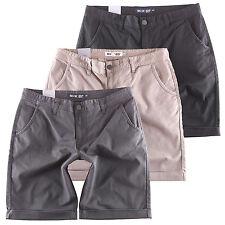 Big Seven Mason Chino Bermuda Shorts Herren Jeans Hose XXL Übergrösse neu
