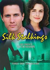 Silk Stalkings - The Complete Fifth Season, New DVD, Richard Friedman, Don Edmon