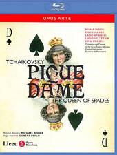 Tchaikovsky: Pique Dame [Blu-ray], New DVDs