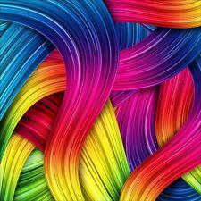 Pegatinas de pared decoración : multicolor 1212