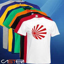 Camiseta sol naciente jdm hellaflush japon kamikaze(ENVIO 24/48h)VARIOS COLORES
