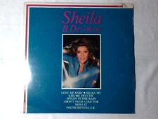 SHEILA B. DEVOTION Omonimo Same S/t 1980 lp ITALY UNIQUE PICTURE SLEEVE MEGARARE