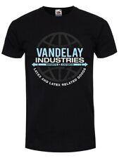 Vandelay Industries Men's Black T-shirt