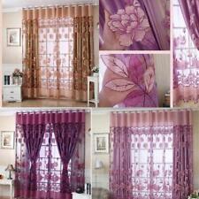 250cmx100cm Vorhang Wohndeko Fenster Vorhang Schlafzimmer Wohnzimmer Vorhang