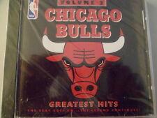 Chicago bulls CD Greatests Hits nba Champion Volume 2 nuevo muy raras