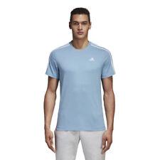 Camisetas de hombre azules negros adidas | Compra online en eBay