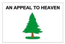 Pine Tree Flag historical Flag Sticker Decal F653