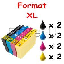 8 cartouches d'encre générique non oem Epson : T29 2996 XL pour imprimante XP235