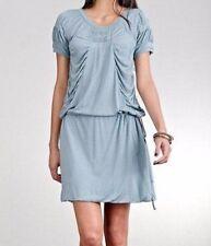 Fair Trade Jerseykleid Kleid Misericordia Perù grüngrau Gr. M L NEU