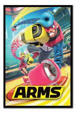 89672 ARMS Nintendo Gaming Decor WALL PRINT POSTER CA