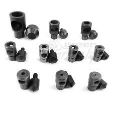 Cortador Hoyo Punch Tool Die para su uso con diferentes tamaños de prensa de mano universal AN1